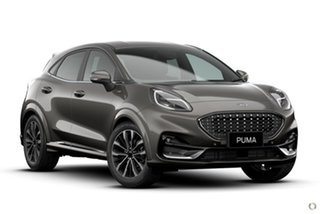 2020 Ford Puma JK 2021.25MY ST-Line V Grey 7 Speed Sports Automatic Dual Clutch Wagon.
