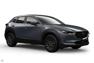 2020 Mazda CX-30 DM2W7A G20 SKYACTIV-Drive Pure Grey 6 Speed Sports Automatic Wagon.
