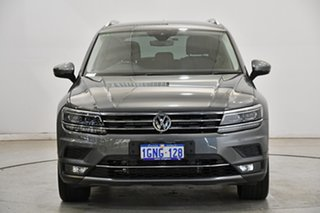 2018 Volkswagen Tiguan 5N MY18 140TDI DSG 4MOTION Highline Grey 7 Speed Sports Automatic Dual Clutch