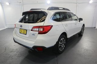 2018 Subaru Outback B6A MY18 2.0D CVT AWD White 7 Speed Constant Variable Wagon
