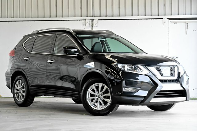 Used Nissan X-Trail T32 Series II ST-L X-tronic 4WD Laverton North, 2018 Nissan X-Trail T32 Series II ST-L X-tronic 4WD Black 7 Speed Constant Variable Wagon