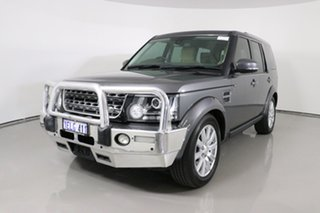 2014 Land Rover Discovery MY14 3.0 TDV6 Grey 8 Speed Automatic Wagon.