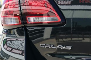 2014 Holden Calais VF MY15 Black 6 Speed Sports Automatic Sedan