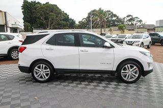 2017 Holden Equinox EQ MY18 LTZ-V AWD White 9 Speed Sports Automatic Wagon.