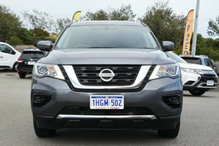 2018 Nissan Pathfinder R52 Series II MY17 ST X-tronic 2WD Grey 1 Speed Constant Variable Wagon