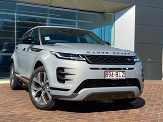 2020 Land Rover Range Rover Evoque L551 MY21 P250 R-Dynamic SE Silver 9 Speed Sports Automatic Wagon.