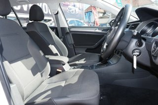 2015 Volkswagen Golf VII MY15 90TSI DSG Comfortline White 7 Speed Sports Automatic Dual Clutch