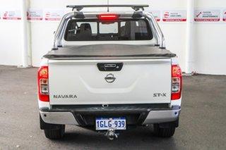 2017 Nissan Navara D23 Series II ST-X (4x4) 7 Speed Automatic Dual Cab Utility