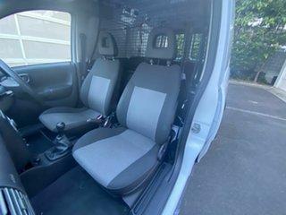 2010 Holden Combo XC MY10 White 5 Speed Manual Van