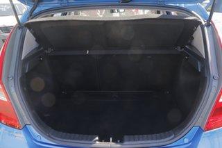 2010 Hyundai i30 FD MY10 SX Vivid Blue 5 Speed Manual Hatchback