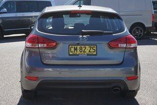 2017 Kia Cerato YD MY17 Sport Silver 6 Speed Sports Automatic Sedan