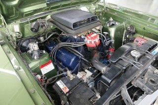 1971 Ford Falcon XY GT Green 4 Speed Manual Sedan