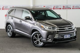 2017 Toyota Kluger GSU55R MY17 GX (4x4) Predawn Grey 8 Speed Automatic Wagon.