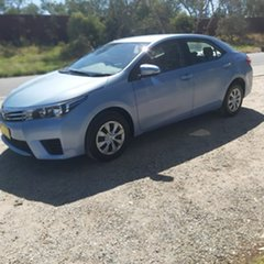 2016 Toyota Corolla ZRE172R Ascent Blue 7 Speed Constant Variable Sedan