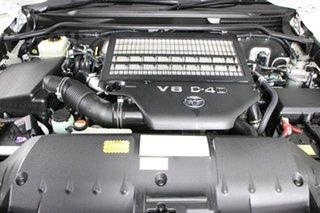 2014 Toyota Landcruiser VDJ200R MY13 Sahara (4x4) White 6 Speed Automatic Wagon