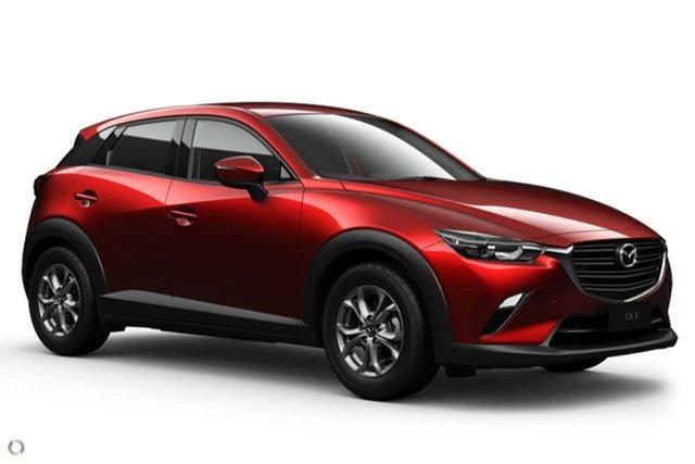 New Mazda CX-3 DK2W7A Maxx SKYACTIV-Drive FWD Sport East Maitland, 2020 Mazda CX-3 DK2W7A Maxx SKYACTIV-Drive FWD Sport Red 6 Speed Sports Automatic Wagon