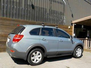 2014 Holden Captiva CG MY14 7 LS Grey 6 Speed Sports Automatic Wagon