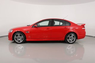2011 Holden Commodore VE II SV6 Red Hot 6 Speed Automatic Sedan