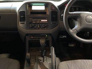 2004 Mitsubishi Pajero GLS Gold Automatic Wagon