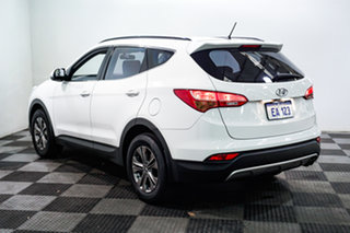 2014 Hyundai Santa Fe DM MY15 Active CRDi (4x4) White 6 Speed Automatic Wagon
