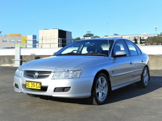 2005 Holden Commodore VZ Equipe Silver 4 Speed Automatic Sedan