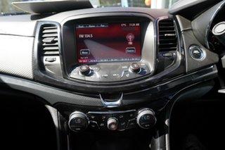 2016 Holden Commodore VF II MY16 SV6 Silver 6 Speed Sports Automatic Sedan