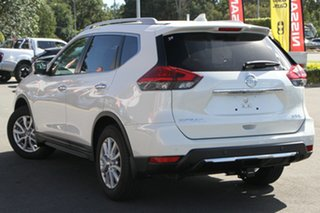 2020 Nissan X-Trail T32 Series III MY20 Ti X-tronic 4WD Ivory Pearl 7 Speed Constant Variable Wagon.