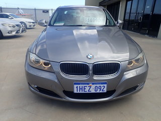 2010 BMW 320d E90 MY11 Lifestyle Gun Metal 6 Speed Auto Steptronic Sedan
