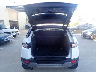 Land Rover Range Rover Evoque SD4 Polar White & Black Roof 8 Speed Automatic Wagon