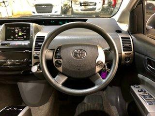 2006 Toyota Prius NHW20R White 1 Speed Constant Variable Liftback Hybrid