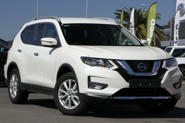 Used Nissan X-Trail T32 Series III MY20 Ti X-tronic 4WD Aspley, 2020 Nissan X-Trail T32 Series III MY20 Ti X-tronic 4WD Ivory Pearl 7 Speed Constant Variable Wagon