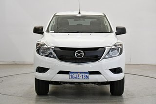 2017 Mazda BT-50 UR0YG1 XT 4x2 Hi-Rider White 6 Speed Sports Automatic Utility.