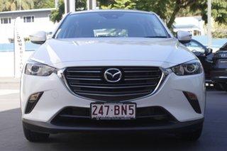 2021 Mazda CX-3 DK2W7A Maxx SKYACTIV-Drive FWD Sport Snowflake White 6 Speed Sports Automatic Wagon