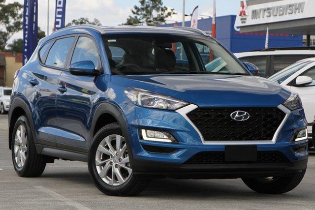 Used Hyundai Tucson TL3 MY19 Active X 2WD Aspley, 2019 Hyundai Tucson TL3 MY19 Active X 2WD Blue 6 Speed Automatic Wagon