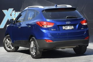 2014 Hyundai ix35 LM3 Elite Blue 6 Speed Sports Automatic Wagon