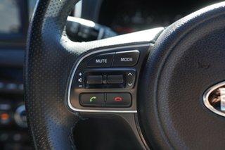 2016 Kia Sportage QL MY16 Platinum (AWD) Black 6 Speed Automatic Wagon