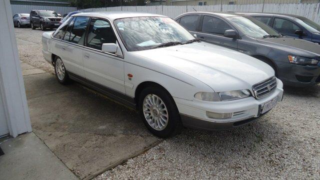 Used Holden Statesman VS II Seaford, 1996 Holden Statesman VS II White 4 Speed Automatic Sedan
