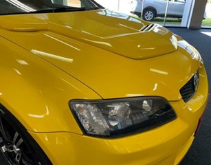2011 Holden Ute VE II MY12 SS Yellow 6 Speed Manual Utility