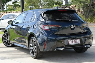 2019 Toyota Corolla Mzea12R ZR Peacock Black 10 Speed Constant Variable Hatchback