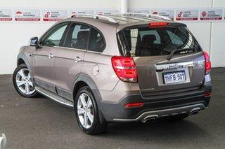 2015 Holden Captiva CG MY15 7 LTZ (AWD) Beige 6 Speed Automatic Wagon.