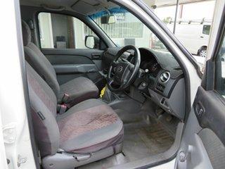 2009 Mazda BT-50 09 Upgrade Boss B3000 DX White 5 Speed Manual Dual Cab Pick-up