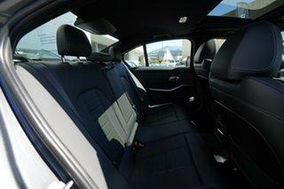 2020 BMW 330i F30 LCI M Sport Mineral Grey 8 Speed Auto Steptronic Sport Sedan