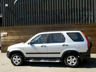 2003 Honda CR-V RD MY2003 4WD Silver 5 Speed Manual Wagon