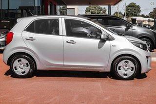 2020 Kia Picanto JA MY21 S Silver 4 Speed Automatic Hatchback