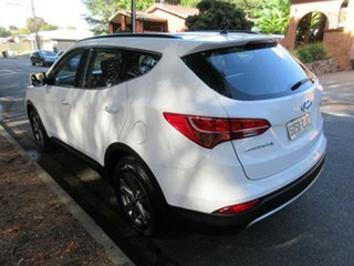 2013 Hyundai Santa Fe DM MY14 Active White 6 Speed Sports Automatic Wagon