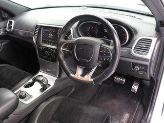 2013 Jeep Grand Cherokee WK MY14 SRT 8 (4x4) White 8 Speed Automatic Wagon