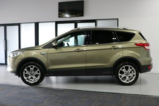 2015 Ford Kuga TF MY15 Trend AWD Ginger Ale 6 Speed Sports Automatic Wagon