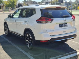 2017 Nissan X-Trail T32 Series II Ti X-tronic 4WD Ivory Pearl 7 Speed Constant Variable Wagon