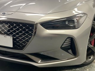 2019 Genesis G70 IK MY19 Sport Silver 8 Speed Sports Automatic Sedan