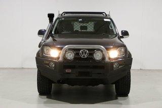 2014 Volkswagen Amarok 2H MY13 TDI420 Highline (4x4) Blue 8 Speed Automatic Dual Cab Utility.